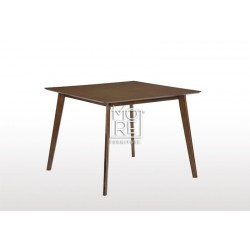Simba Timber Square 1m Dining Table