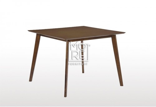 Simba Timber Square Dining Table