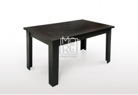 Ashton MDF Dining Table Brown