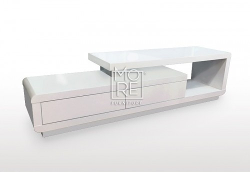 Coto Modern High Gloss 1.7m TV Unit