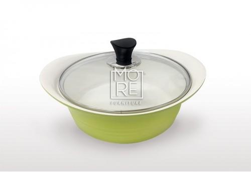 Kitchen Art Arte Ceramic Sauce Pot Yellow 22cm