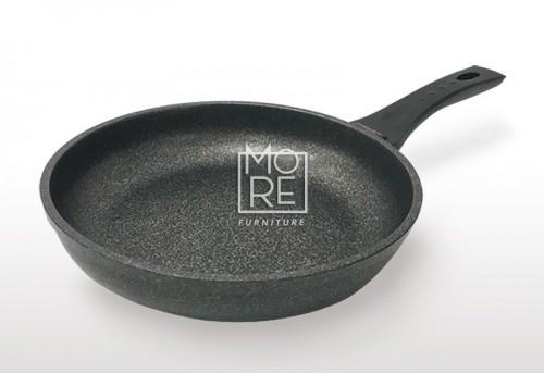 Kitchen Art Silver Nano Ceramic Marble Fry Pan