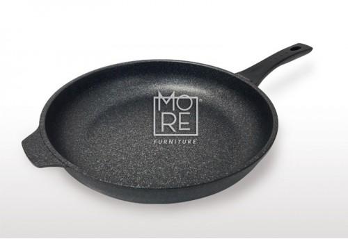 Kitchen Art Silver Nano Ceramic Marble Fry Pan 32cm