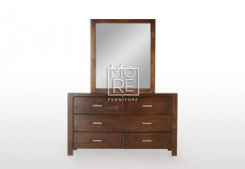 Longreach Chest NZ Pine Tallboy