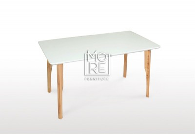 ECO Roma Rectangular 1.4m Dining Table