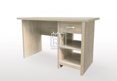 Ashton MDF Desk Swan Oak