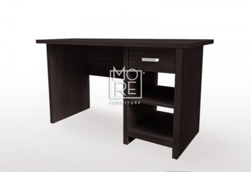Ashton MDF Desk Brown