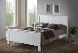 Brodie Hardwood & MDF Bed Frame