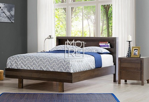 Trend NZ Pine Solid Timber Bed Frame