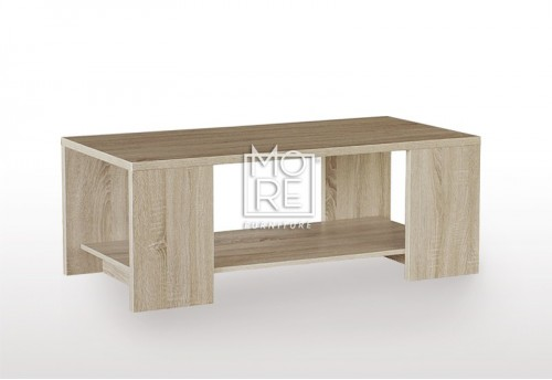 EVE CUE MDF Coffee Table Oak