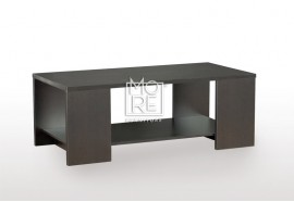 EVE CUE MDF Coffee Table Walnut