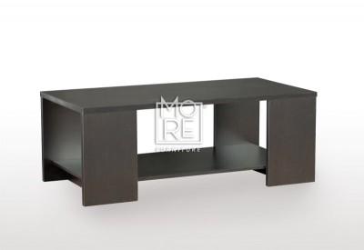 EVE CUE MDF Coffee Table Walnut