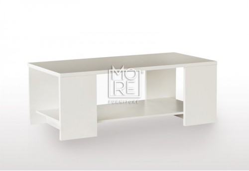 EVE CUE MDF Coffee Table White