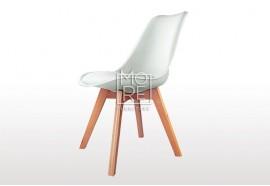 DB Modern Dining Chair White