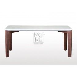 Oslo High Gloss 1.8m Dining Table