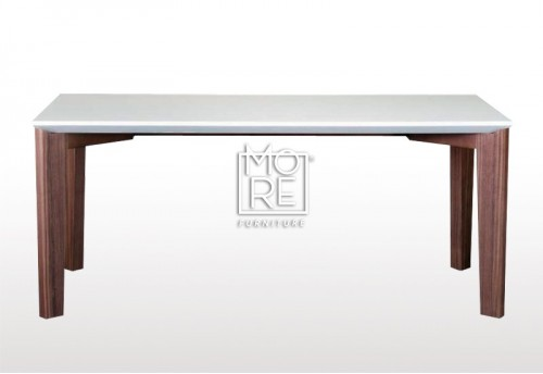 Oslo High Gloss Dining Table