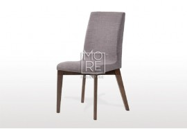 Oslo Fabric Dining Chair Grey