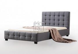 DB Luxury Fabric Bed Frame Grey